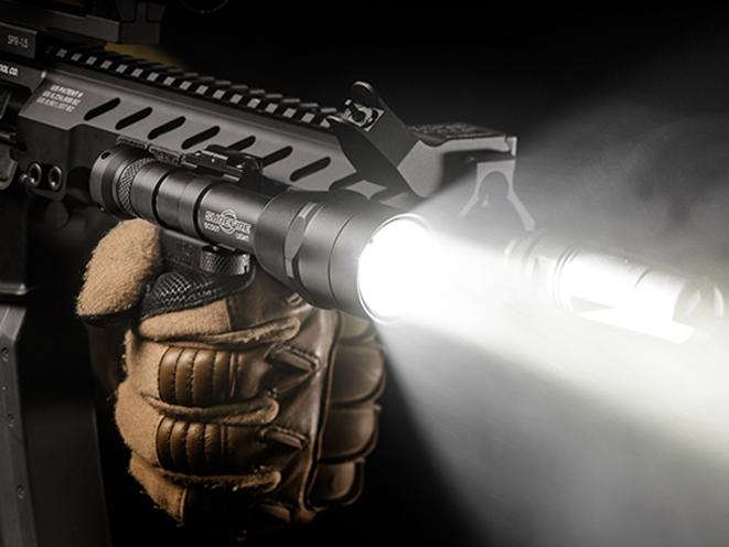 surefire, surefire M600IB, M600IB, M600IB intellibeam, M600IB intellibeam scoutlight, lights