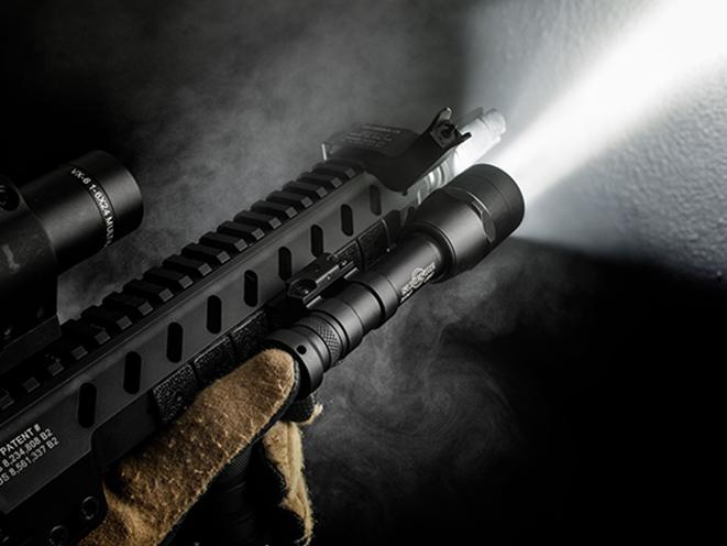 surefire, surefire M600IB, M600IB, M600IB intellibeam, M600IB intellibeam scoutlight, light