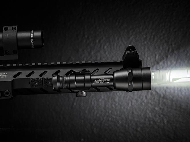 surefire, surefire M600IB, M600IB, M600IB intellibeam, M600IB intellibeam scoutlight, flashlight