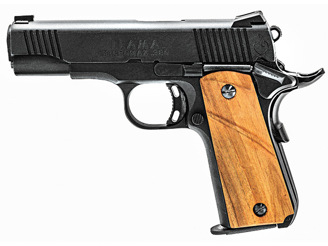 1911, 1911 pistol, 1911 pistols, Llama Micro Max