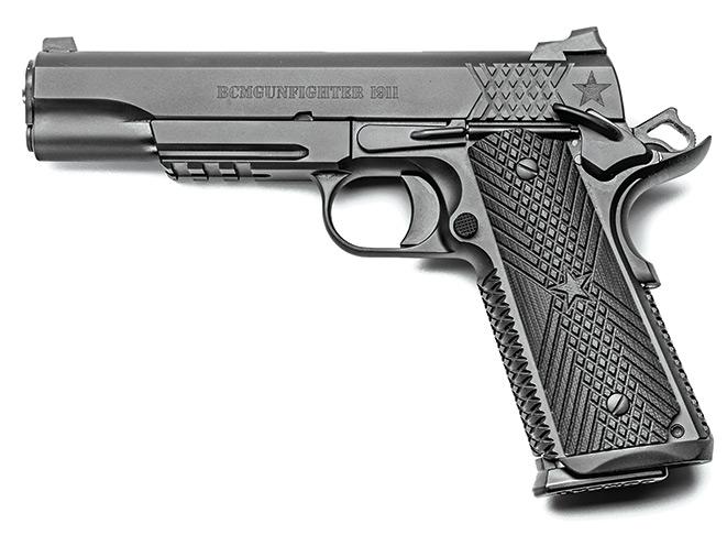 1911, 1911 pistol, 1911 pistols, Wilson/Bravo BCMGUNFIGHTER 1911