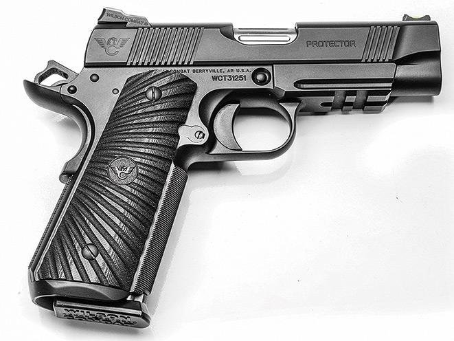 1911, 1911 pistol, 1911 pistols, Wilson Combat Protector Compact