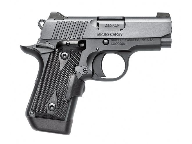 1911, 1911 pistol, 1911 pistols, Kimber Micro DC
