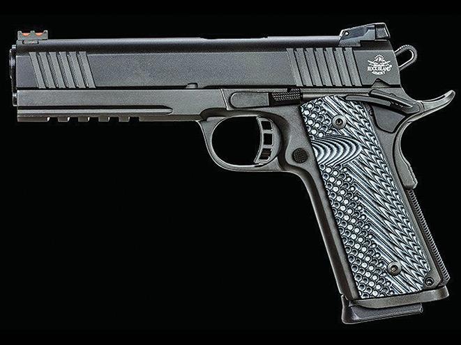 1911, 1911 pistol, 1911 pistols, Rock Island Armory TAC Ultra FS