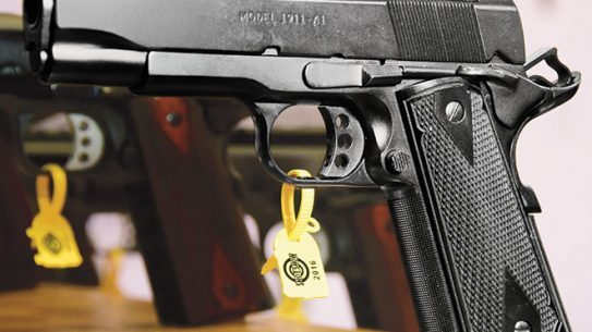 1911, 1911 pistol, 1911 pistols, Rock River Arms 1911 Carry