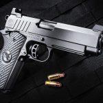 1911, 1911 pistol, 1911 pistols, Nighthawk Silent Hawk