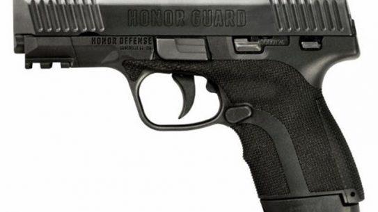 honor defense, honor defense honor guard, honor guard, honor defense long slide