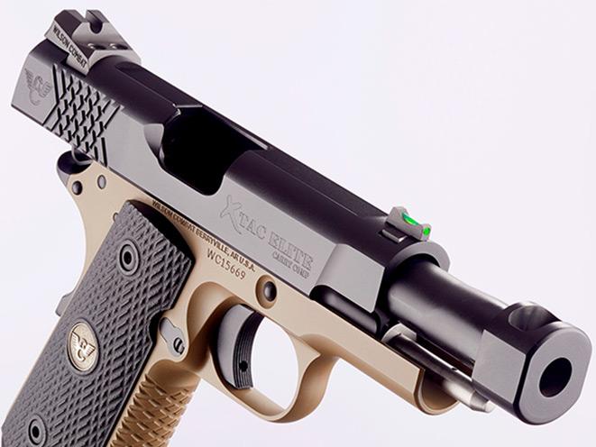 wilson combat, wilson combat x-tac elite carry comp, x-tac elite carry comp, wilson combat handgun, pistols, pistol, x-tac elite carry comp barrel