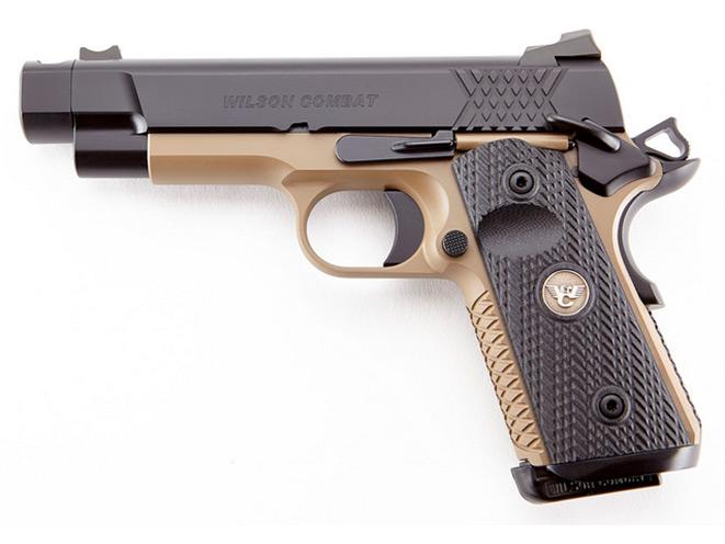 wilson combat, wilson combat x-tac elite carry comp, x-tac elite carry comp, wilson combat handgun