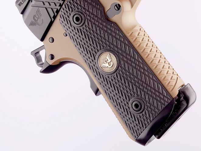 wilson combat, wilson combat x-tac elite carry comp, x-tac elite carry comp, wilson combat handgun, pistols, pistol, x-tac elite carry comp grip