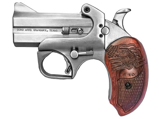 bond arms, bond arms derringer, bond arms derringers, Bond Arms patriot