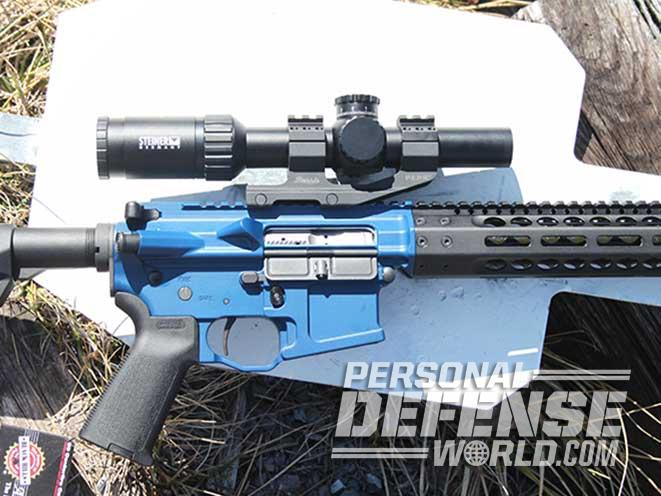 FN 15 Competition, FN 15 Competition rifle, FN 15 Competition AR, rifle, rifles, ar rifles, fnh usa