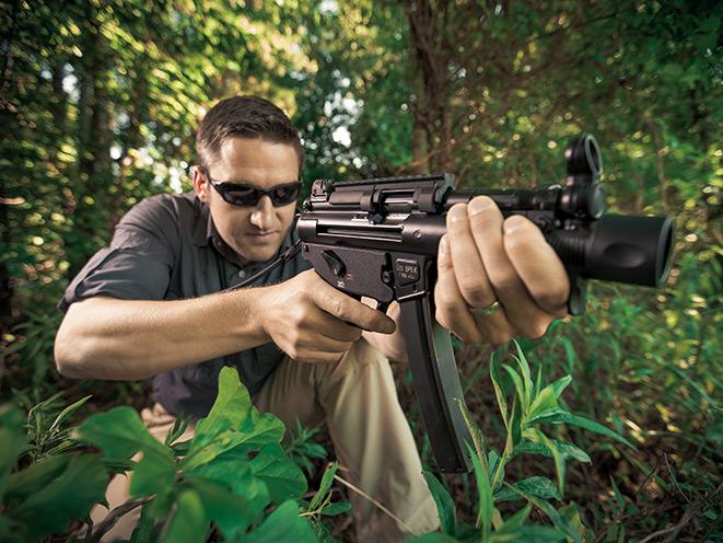 shooting gear, shooting accessories, shooting products, daniel defense dd magazine, gun magazine, heckler & koch SP5K, HK SP5K