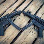 shooting gear, shooting accessories, shooting products, daniel defense dd magazine, gun magazine, heckler & koch SP5K, HK SP5K, heckler & koch, rifles