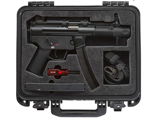 shooting gear, shooting accessories, shooting products, daniel defense dd magazine, gun magazine, heckler & koch SP5K, HK SP5K, heckler & koch, sp5k case