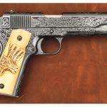 colt model 1911, 1911, model 1911, 1911 engraving, model 1911 gun engraving, government model 1911a1, national match pistol