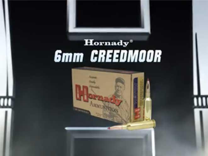 hornady, hornady black ammunition, hornady ammunition, hornady ammo, hornady 6mm creedmoor
