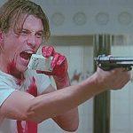Horror Movie Guns Scream