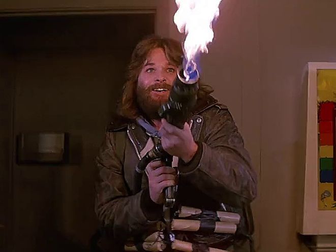 Horror Movie Guns The Thing