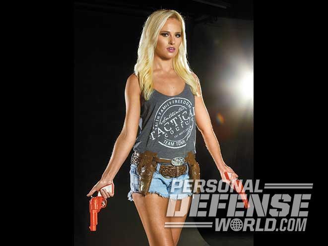 Tomi Lahren, TheBlaze, revolvers