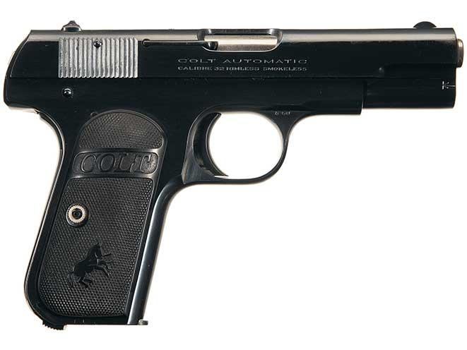 concealed carry guns colt model 1903