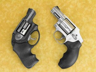 S&W Model 640 revolver