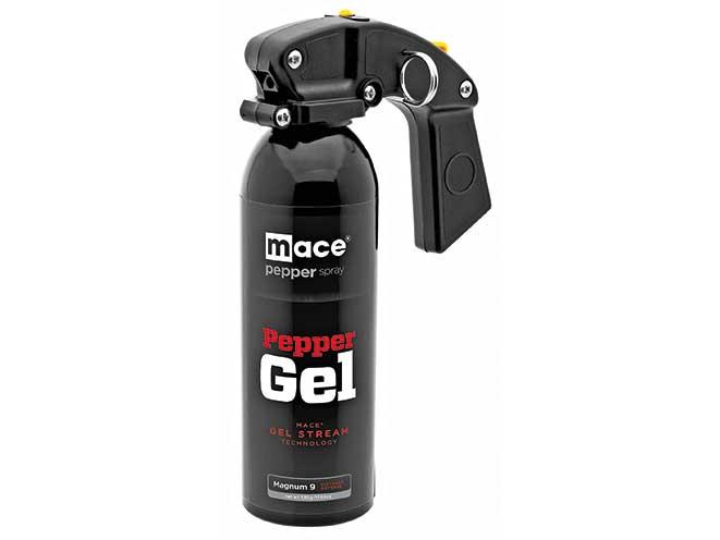 pepper gel defense
