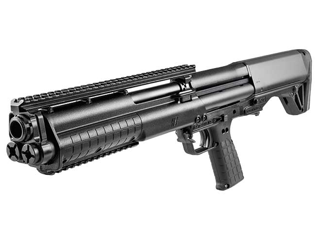 home defense shotgun, Kel-Tec KSG