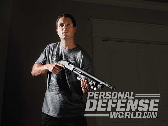home defense shotgun for protection