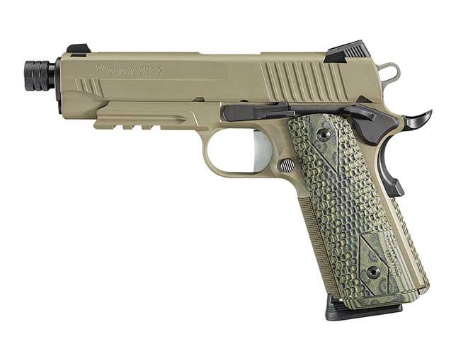 Sig Sauer 1911 CARRY SCORPION TB pistol