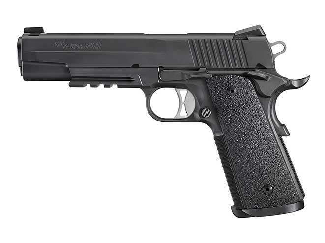 Sig Sauer 1911 TACOPS pistol