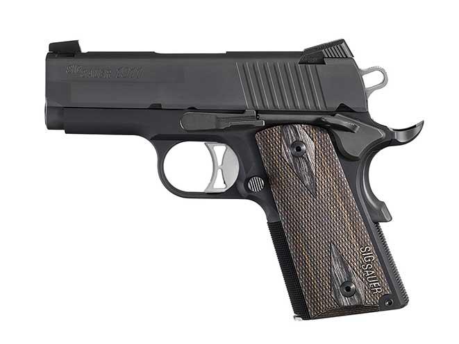 Sig Sauer 1911 ULTRA NITRON pistol