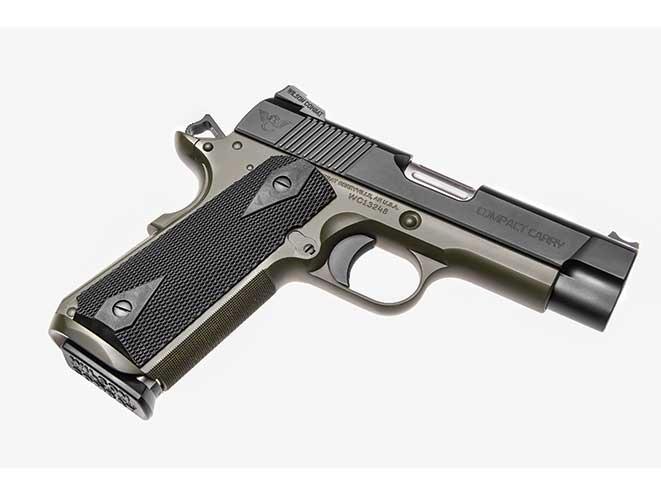 Wilson Combat Compact Carry handgun