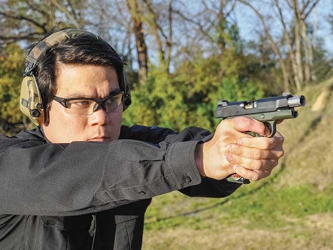 Wilson Combat Compact Carry pistol