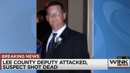 deputy dean bardes lee county sheriff's office