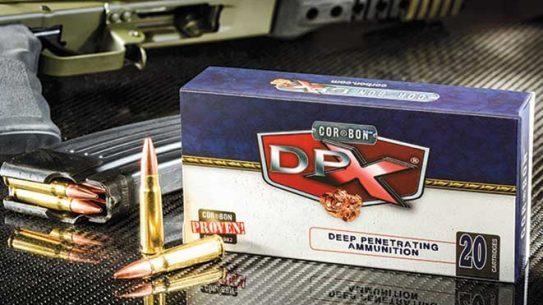 CorBon DPX self defense ammo