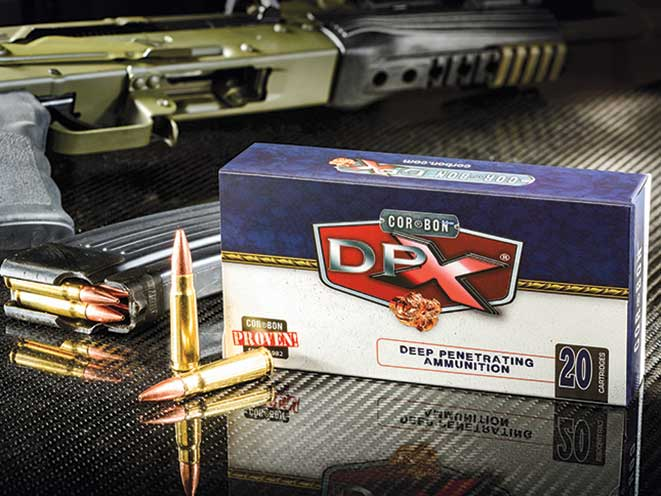 CorBon DPX self defense ammo