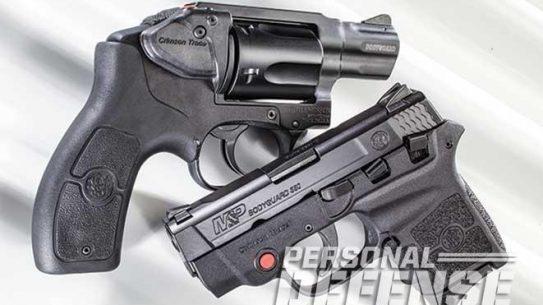 revolvers and semi-autos comparison