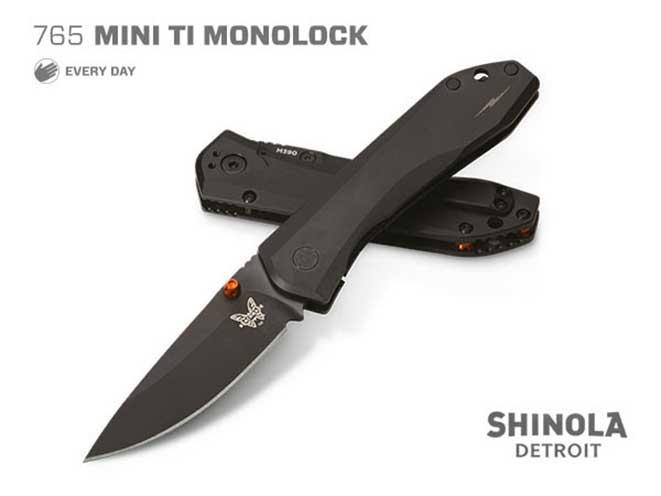 benchmade 765-1601 knife