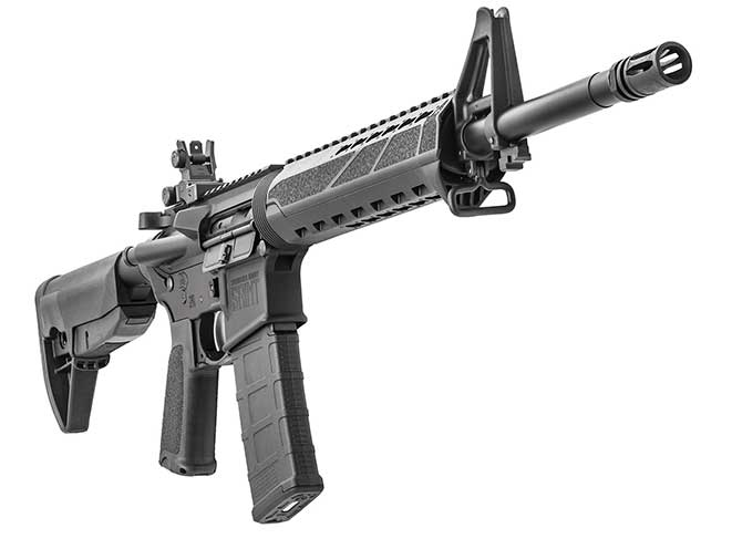 Springfield Armory SAINT rifles