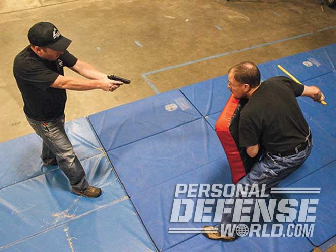 training with umarex ppk/s
