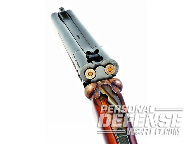 Pedersoli Howdah double barrel pistol