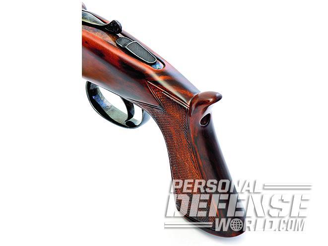 Pedersoli Howdah 45/410 gun