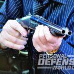 Pedersoli Howdah pistol for personal defense