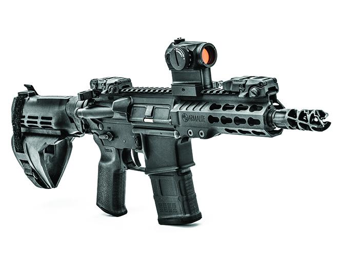 armalite AR pistol