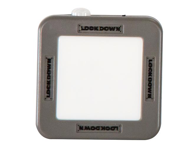 lockdown introduces new LED vault lights
