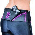 deep concealment hip hugger holster