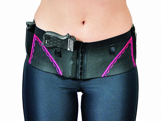 deep concealment hip hugger holsters