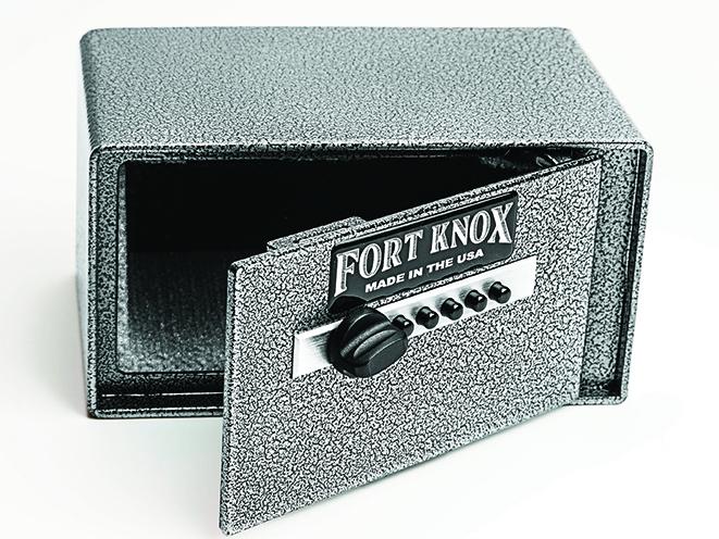 fort knox gun safes