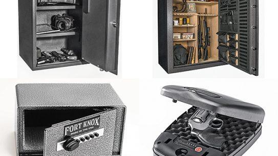 brand new gun safes for 2016
